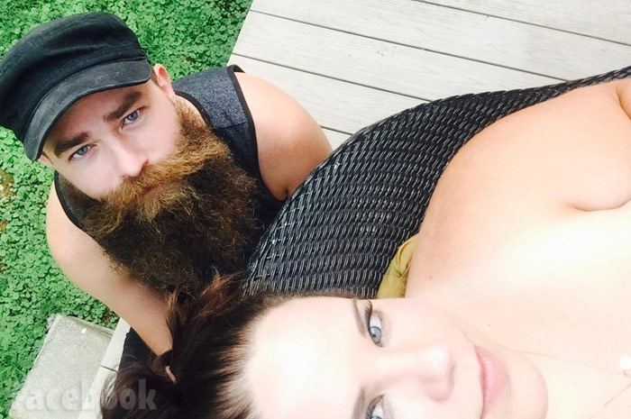 Whitney Thore boyfriend Lennie Alehat together