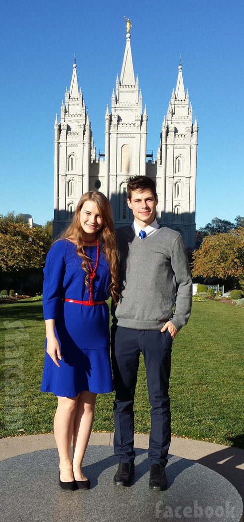 90 Day Fiance Mormon Josh and Russian Aleksandra