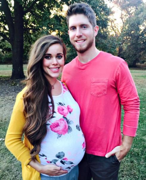 Ben and Jessa Seewald Baby