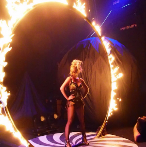 Britney Spears Orange is the New Black 4