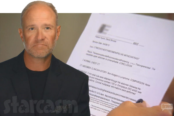Brooks Ayers PET CT scan report