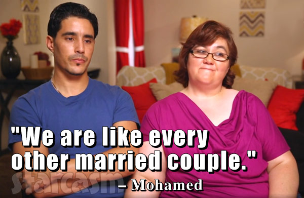 Danielle and Mohamed Jbali quote