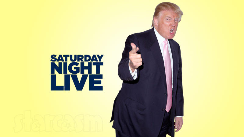 Donald Trump SNL promo bumper