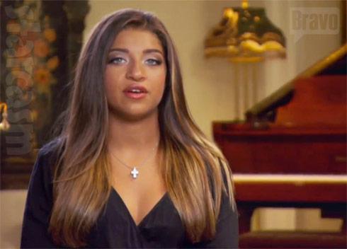 Gia Giudice interview hair