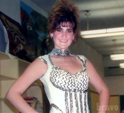 Real Housewives of Atlanta Kim Zolciak throwback photo