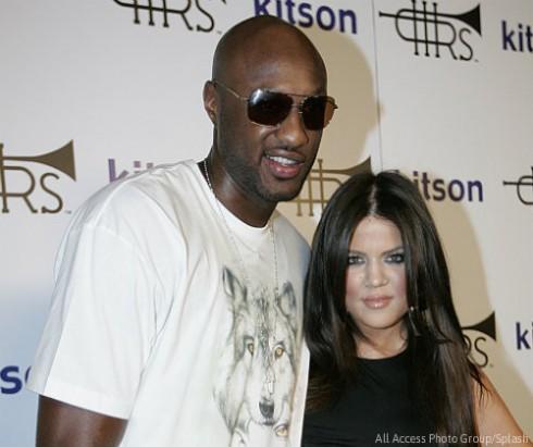 Lamar Odom and Khloe Kardashian - Hospital Update