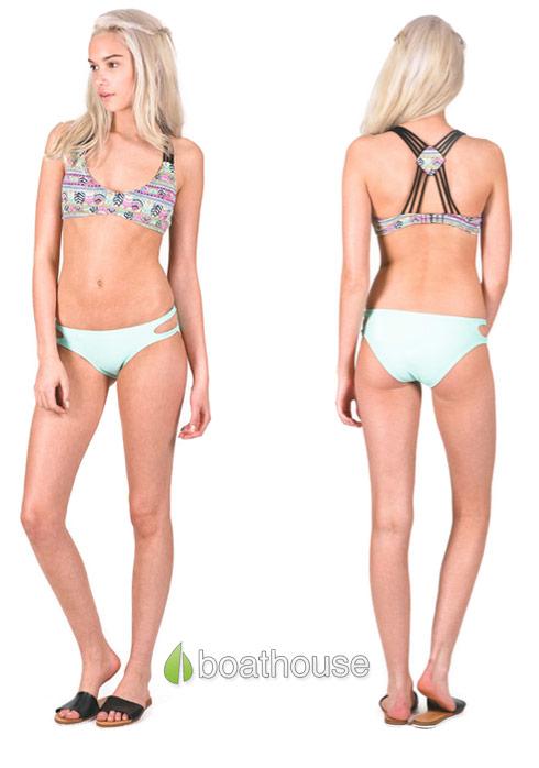 Lindsay Vrckovnik bikini
