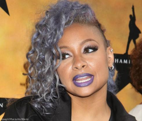 Raven-Symone Ghetto Names Comment