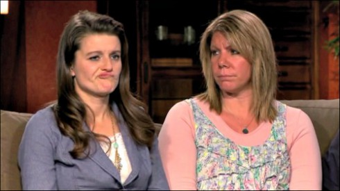 Robyn and Meri Brown Sister Wives