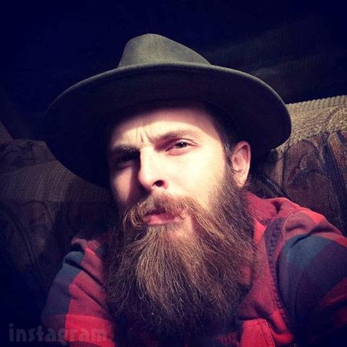Ryan Vieth beard