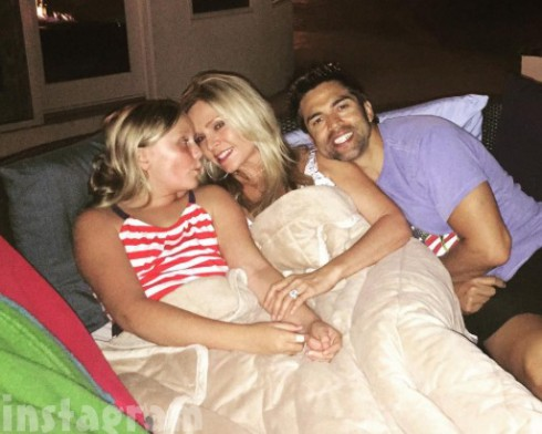 Tamra and Family
