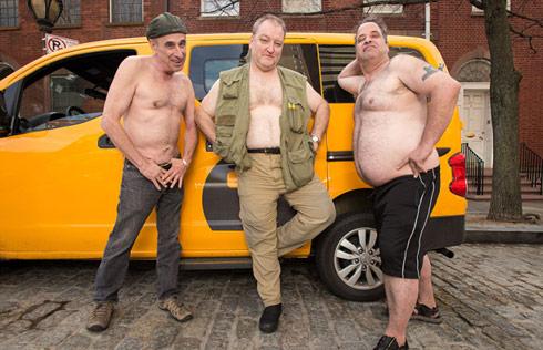 2016 New York City taxi drivers calendar 2016