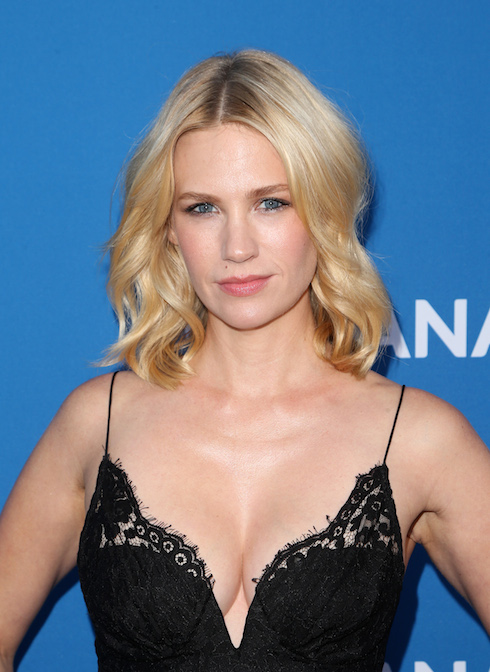 Concert for Our Oceans hosted by Seth MacFarlane benefitting Oceana Featuring: January Jones Where: Beverly Hills, California, United States When: 29 Sep 2015 Credit: FayesVision/WENN.com