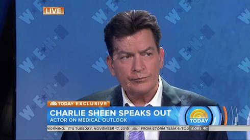 Charlie Sheen love life 3