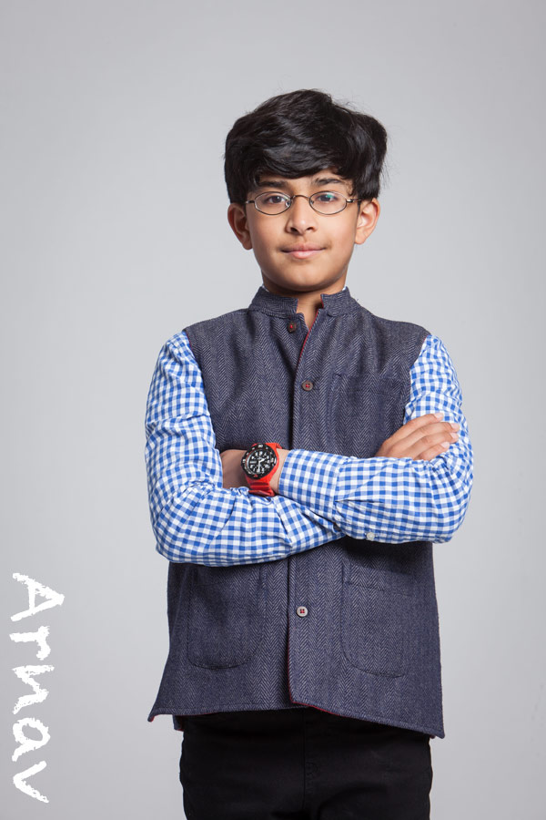 Child Genius Season 2 Arnav