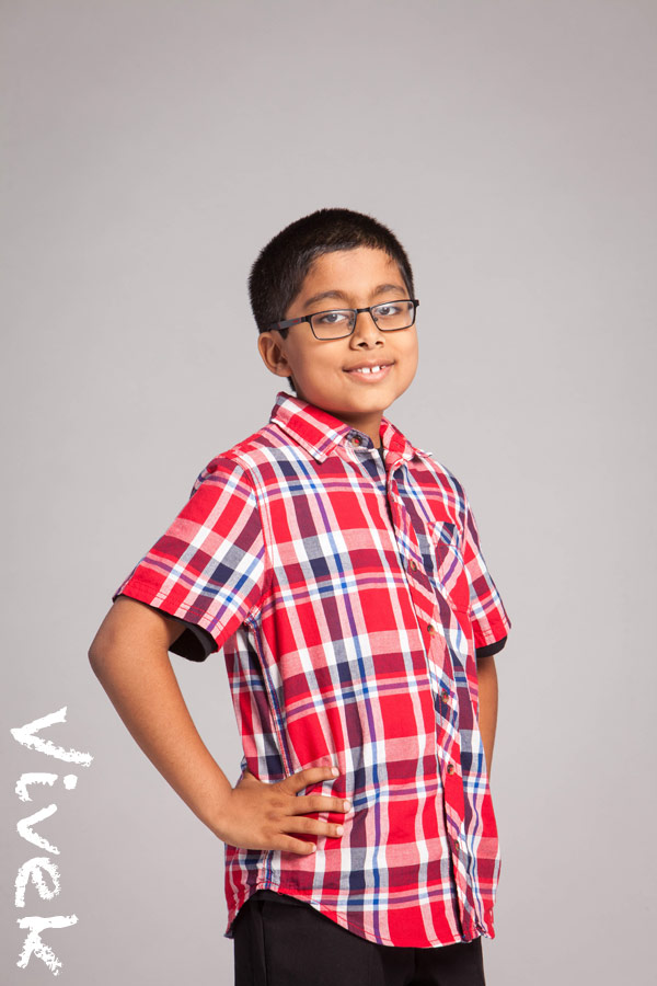Child Genius Season 2 Vivek