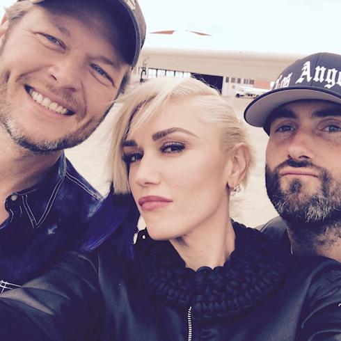 Gwen Stefani and Blake Shelton dating 2