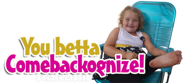 Honey Boo Boo comebackognize