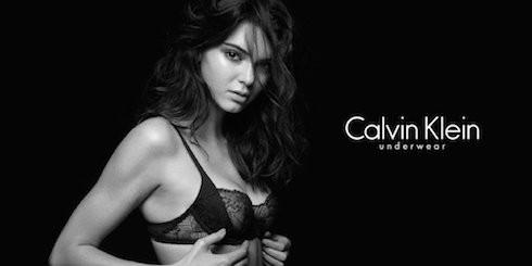 Kendall Jenner Victoria's Secret model 3