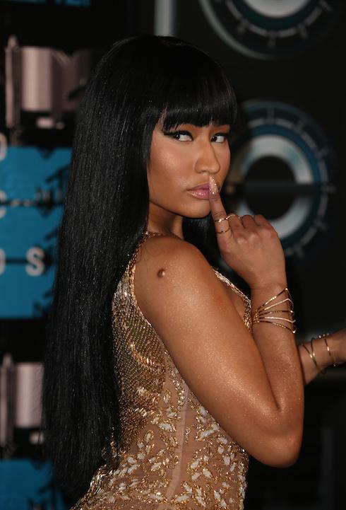 The 2015 MTV Video Music Awards Featuring: Nicki Minaj Where: Los Angeles, California, United States When: 30 Aug 2015 Credit: FayesVision/WENN.com