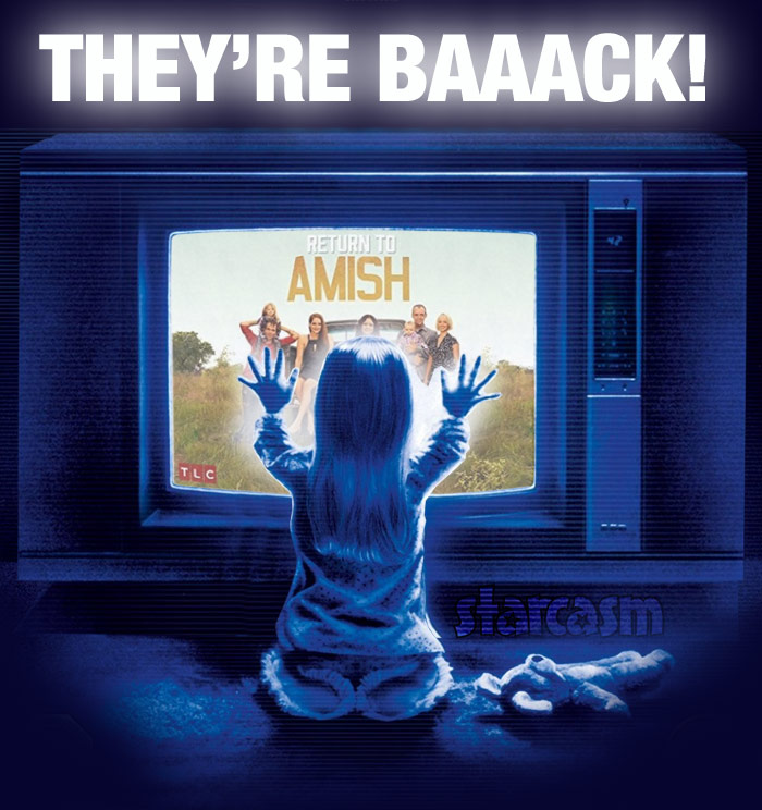 Return To Amish Poltergeist They're Back