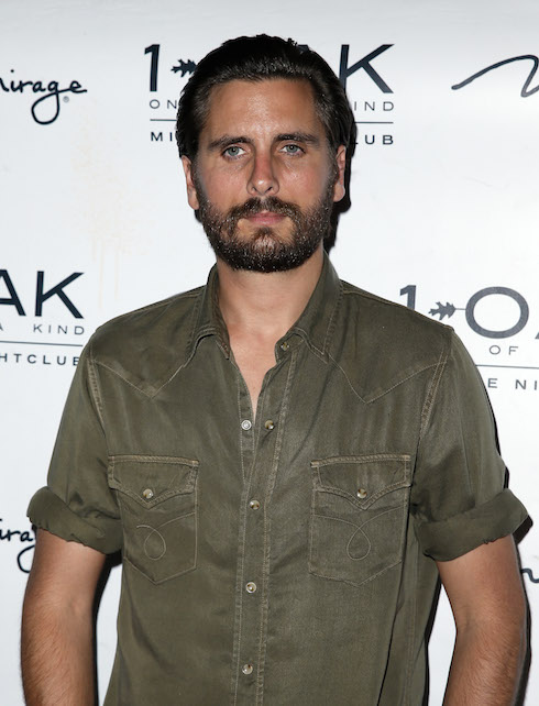 Photos Scott Disick Is Going To Make Money With His Beard