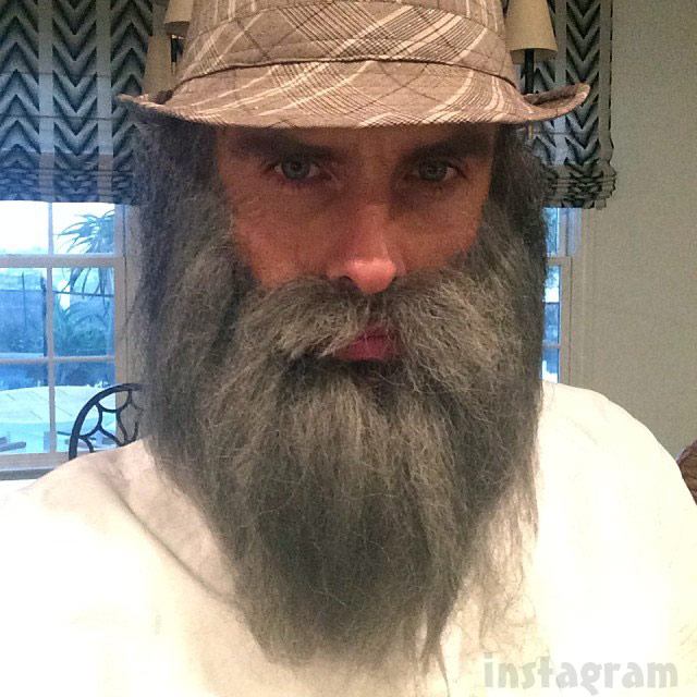 Scott Disick beard