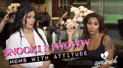 Snooki and JWoww new show on Awestruck