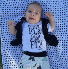 Photos Flip Or Flop S Tarek And Christina El Moussa Celebrate Brayden Three Month Birthday Starcasm