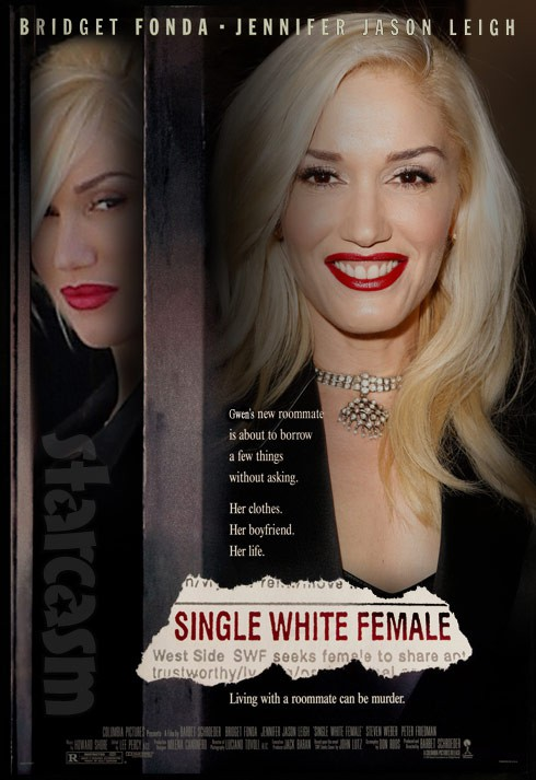 Single White Female Gwen Stefani