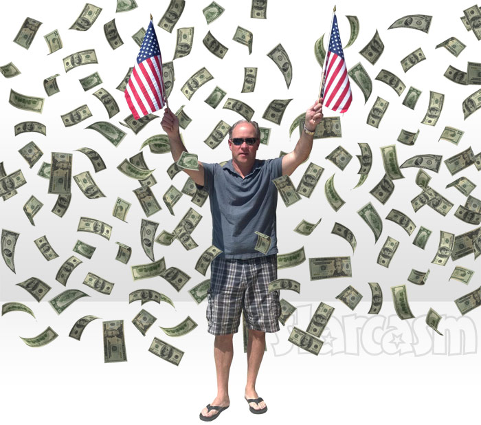 Brooks Ayers flags money