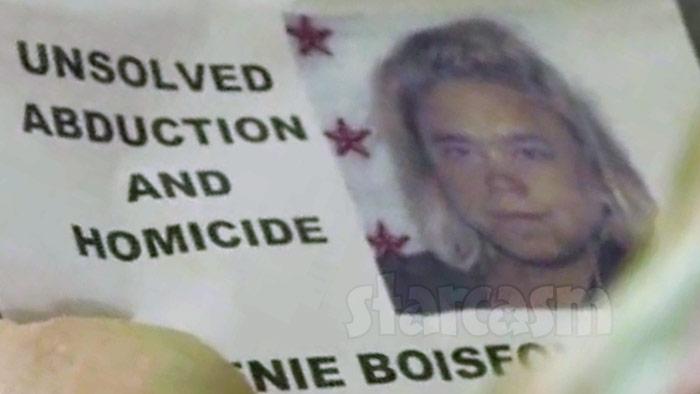 Eugenie Boisfontaine murder