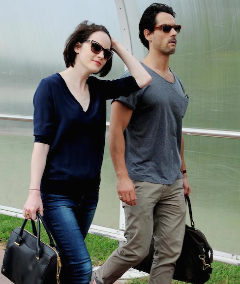 Michelle Dockery S Fiance John Dineen Dies Of Rare Cancer At 34 Starcasm Net John dineen news, gossip, photos of john dineen, biography, john dineen girlfriend list 2016. john dineen dies of rare cancer