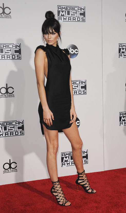 The 2015 American Music Awards Arrivals Featuring: Kendall Jenner Where: Los Angeles, California, United States When: 23 Nov 2015 Credit: Apega/WENN.com