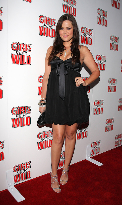 Khloe Kardashian Girls Gone Wild magazine launch party at Area West Hollywood, California - 22.04.08 Featuring: Khloe Kardashian Where: United States When: 22 Apr 2008 Credit: Rachel Worth / WENN