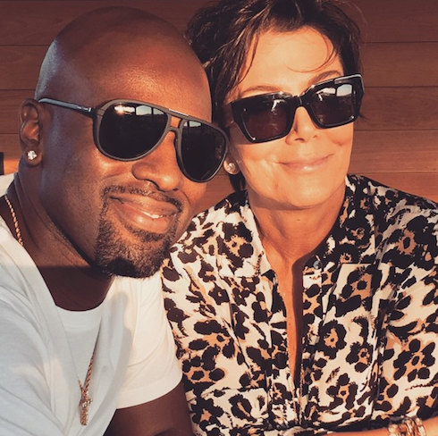 Kris Jenner engaged 2