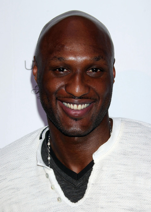 "Lamar Odom at the Launch of his new fragrance ""Unbreakable"" at The Redbury Hotel Hollywood, California - 04.04.11 Featuring: Lamar Odom Where: California, United States When: 04 Apr 2011 Credit: WENN"