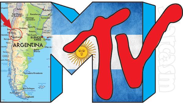 MTV Argentina helicopter crash