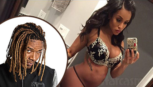 PHOTO VIDEO Masika says she's pregnant by Fetty Wap