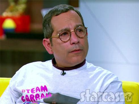 Michael Abraham Team Farrah shirt