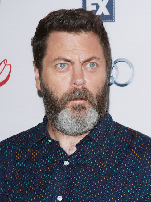 Premiere of FX's 'Fargo' held at the Arclight Cinemas Hollywood Featuring: Nick Offerman Where: Los Angeles, California, United States When: 07 Oct 2015 Credit: Adriana M. Barraza/WENN.com
