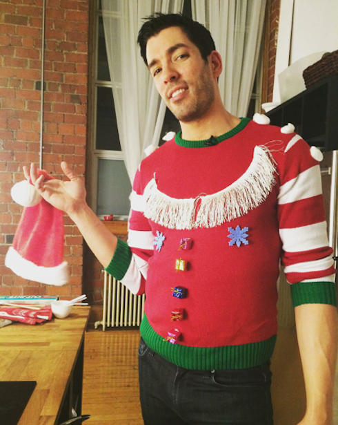 Property Brothers Yule Log Video 1