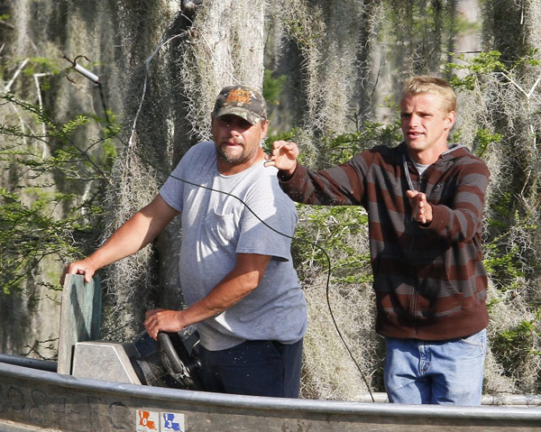 Swamp People Junior and Willie Edwards fired