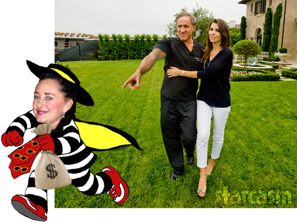 Terry and Heather Dubrow scam artist Jennifer Bell