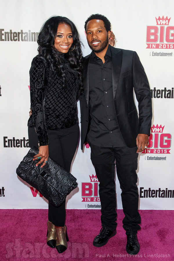 Yandy Smith Mendeecees Harris together