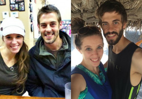 Before and After Derick Dillard's Weight Loss
