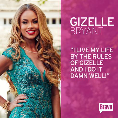 Gizelle Bryant feud 4