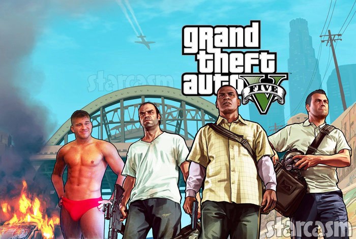 Grand Theft Auto Nathan Griffith