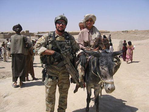 Joe Teti military service 1