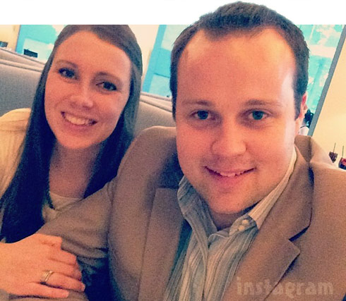 Josh Duggar Anna Duggar together